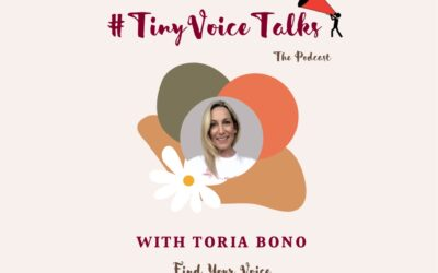 #TinyVoiceTalks -Interview with Toria Bono