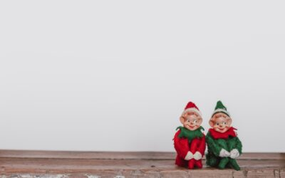 Should you smile before Christmas?